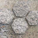 Đá Granite Muối Tiêu Lục Giác