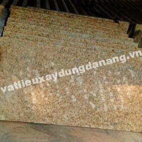 Đá bóc lồi granite vàng Bình Định
