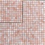 Mosaic Đá Đỏ Tự Nhiên