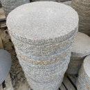 Đá Tròn Granite Lát Sân Vườn