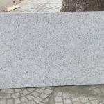 Đá Granite Trắng Băm Mặt Khổ Lớn Lát Nền Sân Vườn