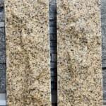 Đá Granite Vàng Bóc Thô Lồi