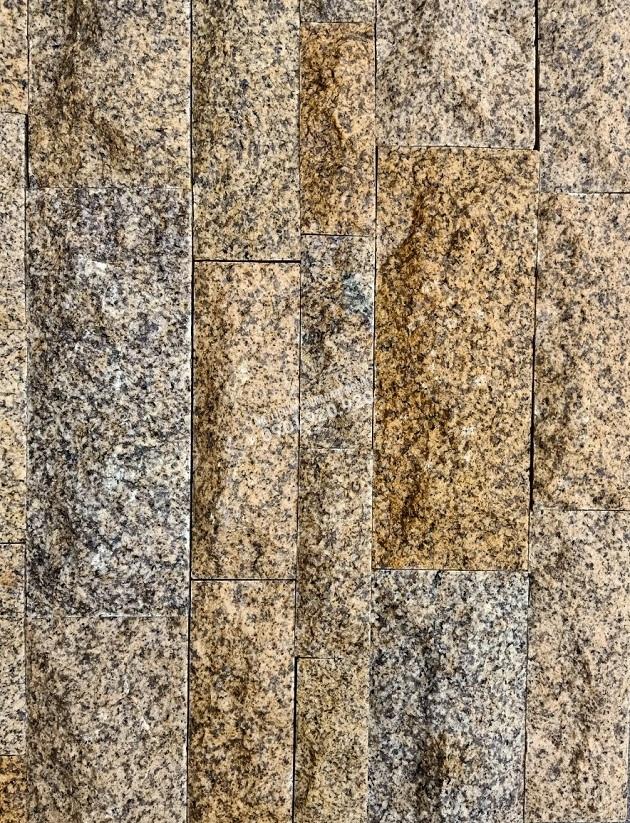 Đá granite vàng bóc thô đa quy cách