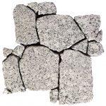 Đá Mosaic Khò Trắng Muối Tiêu