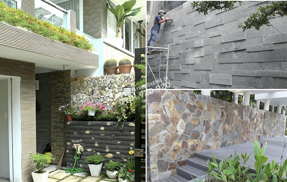 cách chọn đá ốp tường chuẩn