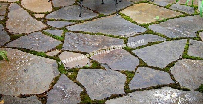 đá chẻ tự nhiên